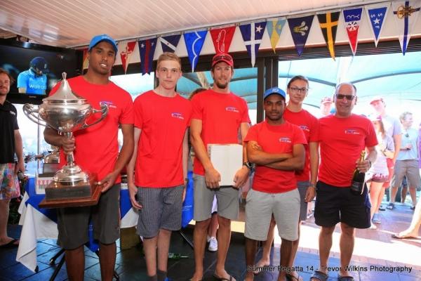 RCYC Summer Regatta 2014
